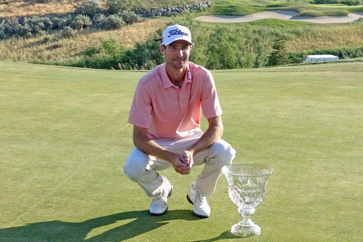 Nicholas Lindheim, 2016 Utah Championship winner