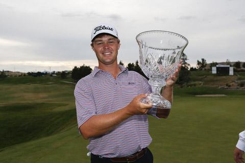 Patton Kizzire, 2015 Utah Championship winner