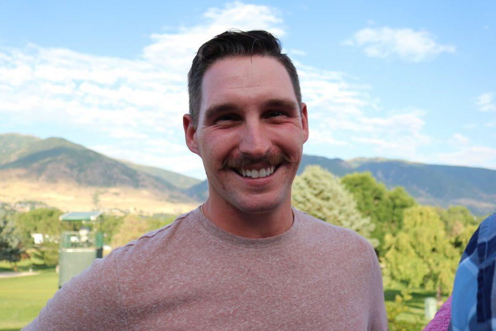 Brandon Matthews, Mustache Madness