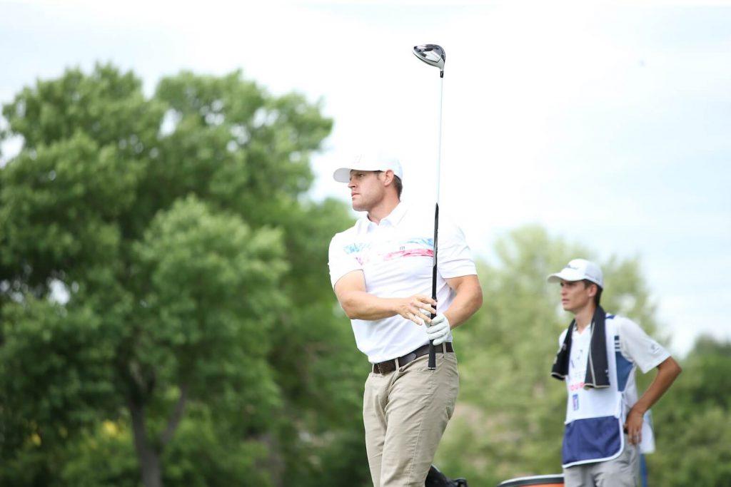 Kyle Westmoreland, Final Round
