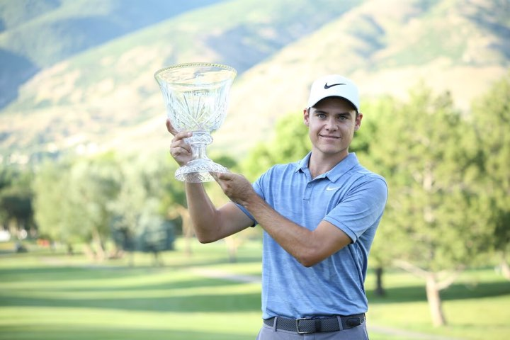 Kristoffer Ventura, 2019 Utah Championship winner