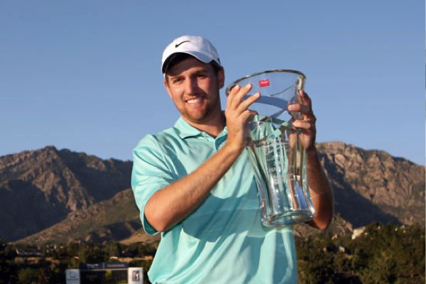 Brendan Todd, 2008 Utah Championship winner
