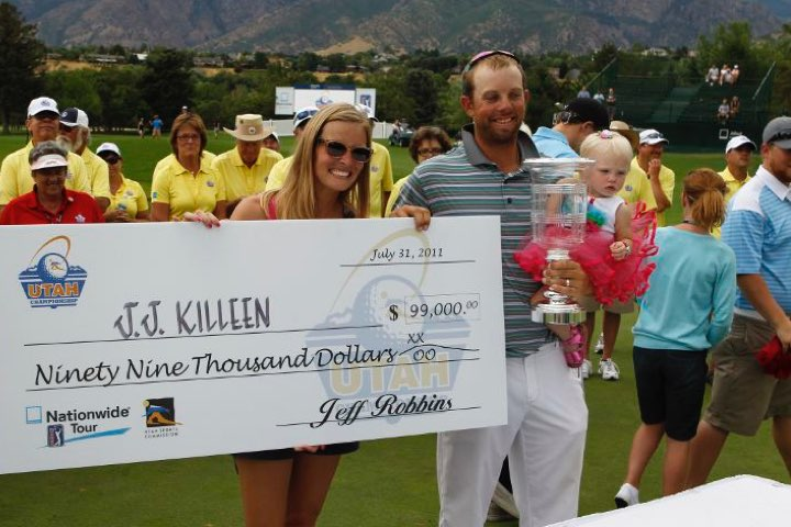 J.J. Killeen, 2011 Utah Championship winner