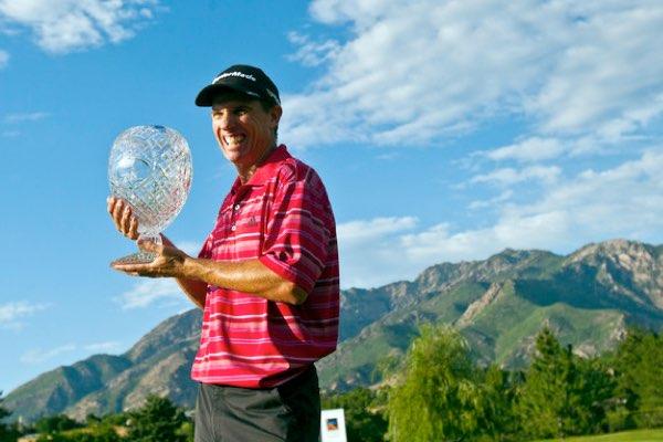 Steven Alker, 2013 Utah Championship winner