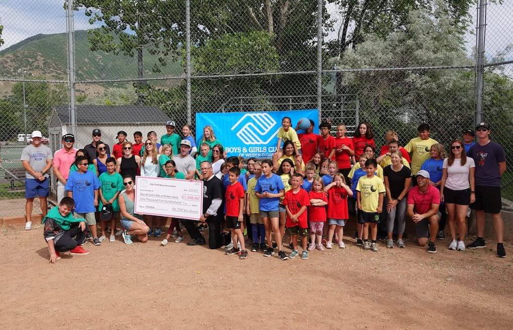 PGA TOUR Wives host Kickin' it with the Kids with Boys & Girls Club of Weber-Davis