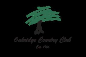 Oakridge Country Club logo