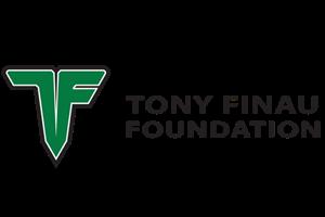 Tony Finau Foundation logo