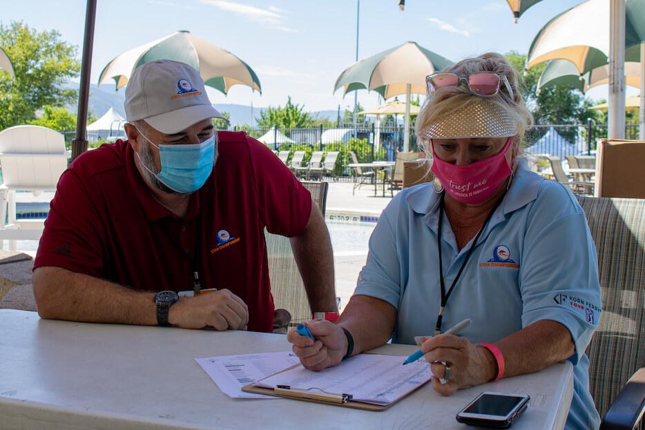 2020 - Utah Championship - Volunteers