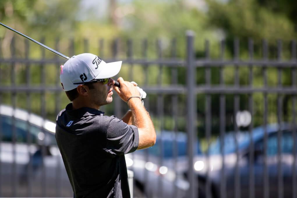 2020 - Utah Championship - Round 2 - Dan Woltman