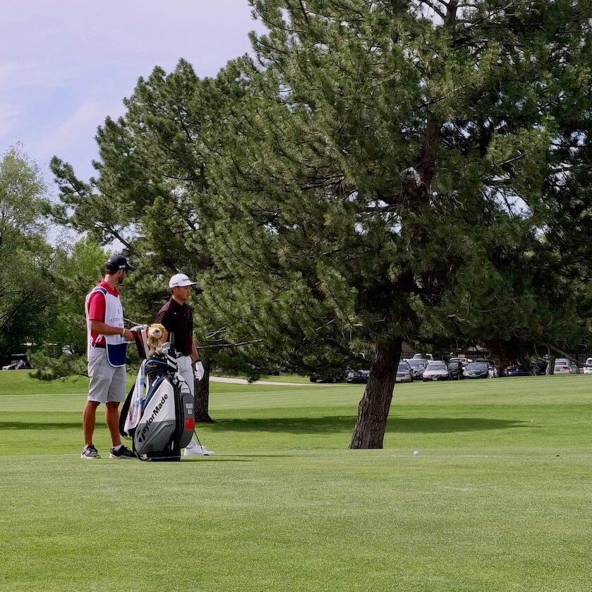 2020 - Utah Championship - Round 2 - Bobby Bai