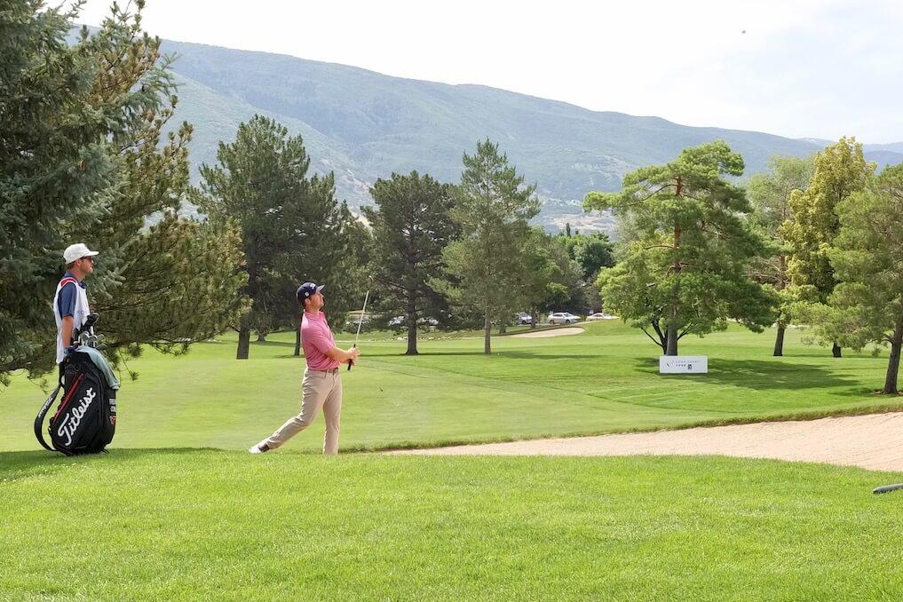 2020 - Utah Championship - Round 2 - Trevor Cone