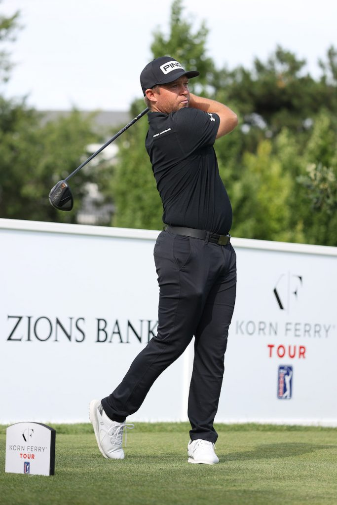 2020 - Utah Championship - Round 1 - Daniel Summerhays
