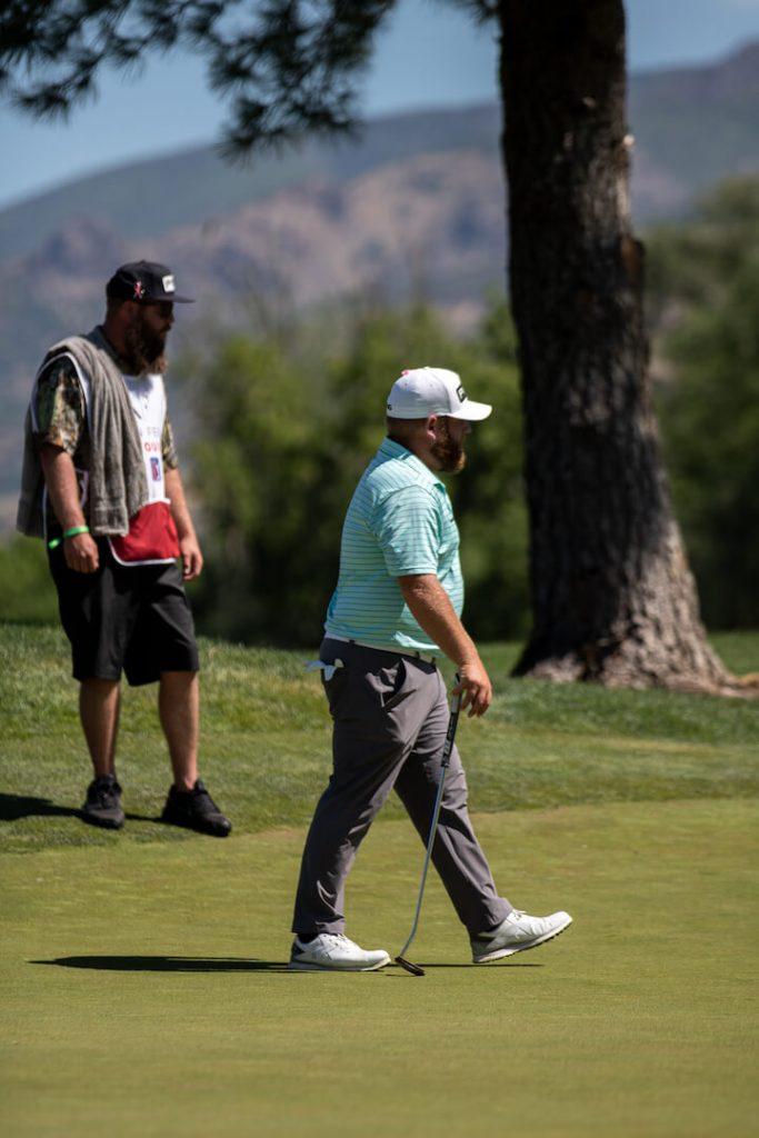 2020 - Utah Championship - Round 2 - Kyle Jones