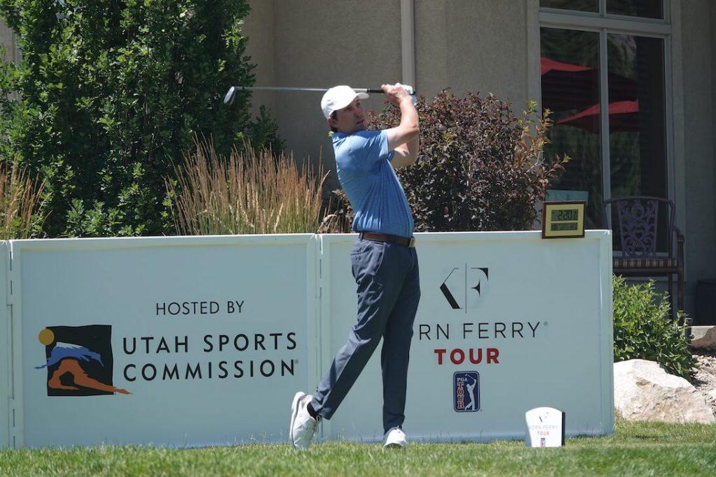 2020 - Utah Championship - Round 3 - Paul Haley II