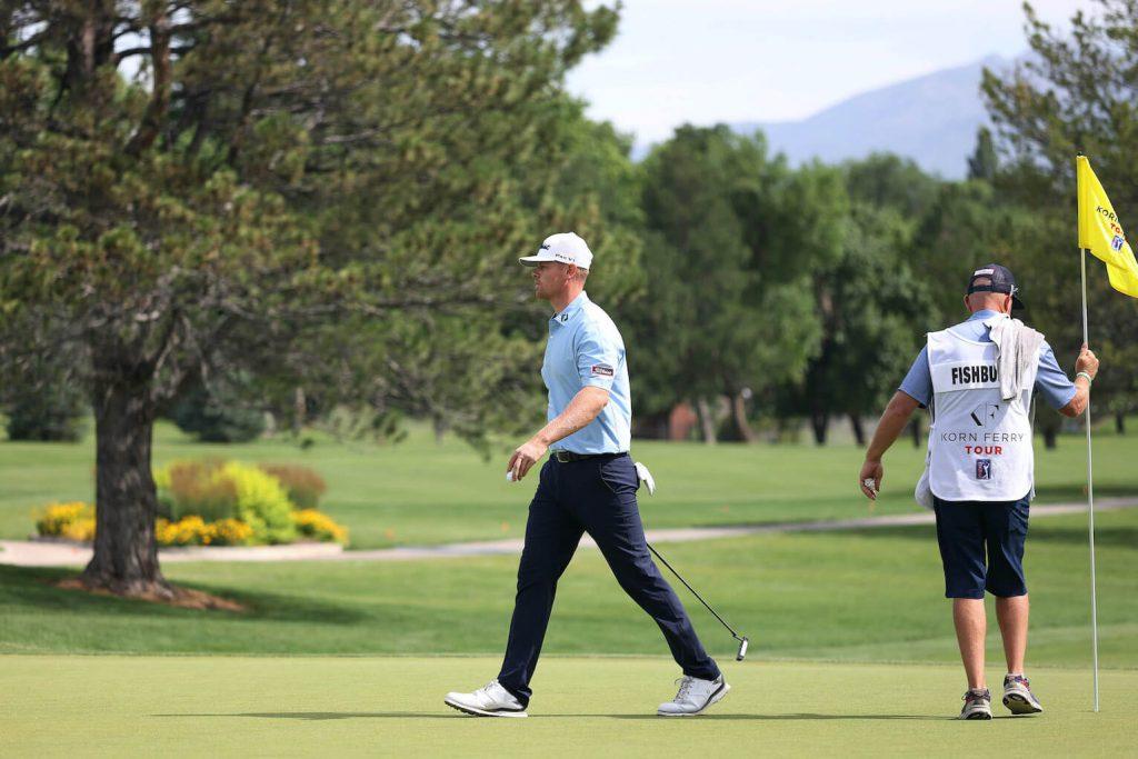 2020 - Utah Championship - Round 1 - Patrick Fishburn