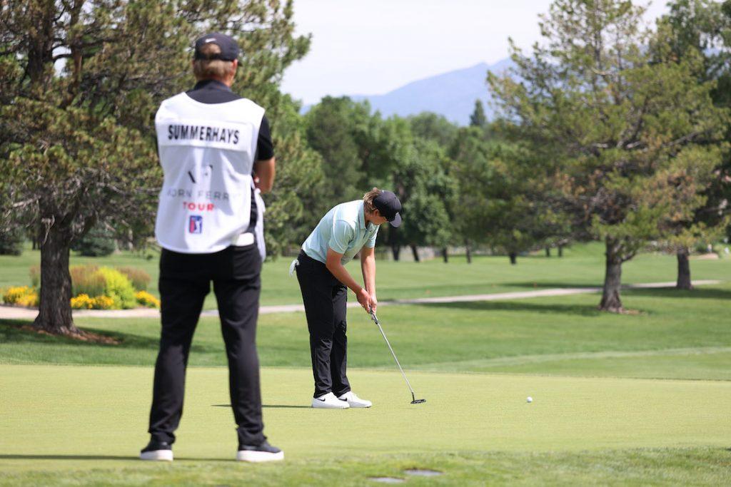 2020 - Utah Championship - Round 1